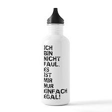 Faul Water Bottle