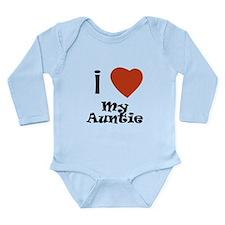 I Love My Auntie Body Suit