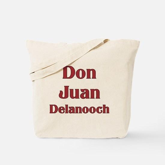 JAYSILENTBOB DON JUAN DELANOOCH Tote Bag