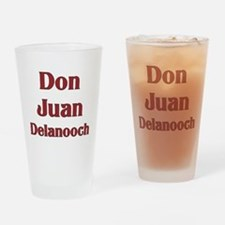 JAYSILENTBOB DON JUAN DELANOOCH Drinking Glass