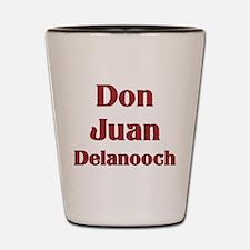 JAYSILENTBOB DON JUAN DELANOOCH Shot Glass