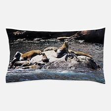 Sea Lion Party Pillow Case