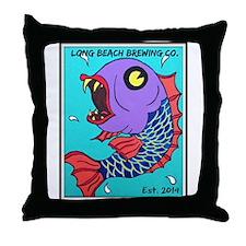 Unique Homebrew Throw Pillow