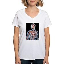 Unique Human heart Shirt
