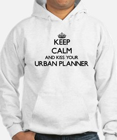 Keep calm and kiss your Urban Pl Hoodie