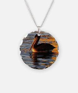 Pelican Sunset Necklace