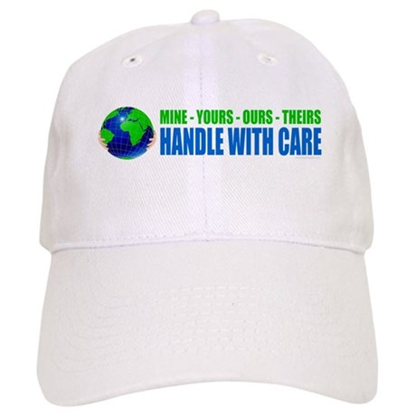Earth - Handle With Care Cap