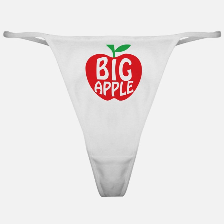 Big Apple New York Classic Thong