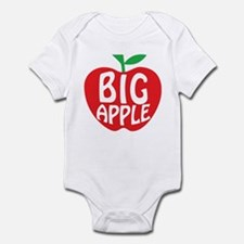 Big Apple New York Infant Bodysuit