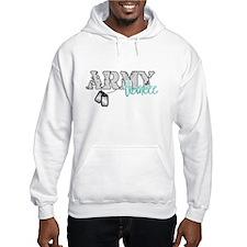 Army Fiancee Jumper Hoody