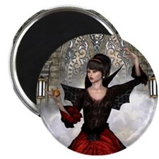 Beautiful Witch Magnets