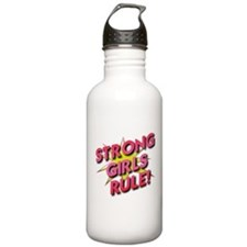 Strong Girls Rule! Water Bottle