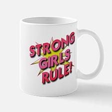 Strong Girls Rule! Mug