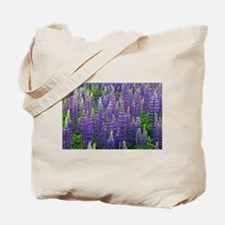 Lupine Forest Tote Bag