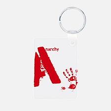 Anarchy Keychains