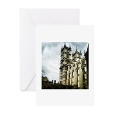 Westminister Abbey Greeting Cards