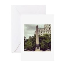 Cleopatra's Needle Greeting Cards