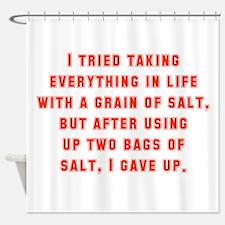 salt life shower curtains salt life fabric shower curtain liner. Black Bedroom Furniture Sets. Home Design Ideas