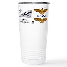 Funny Falcons Travel Mug