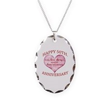 50th. Anniversary Necklace