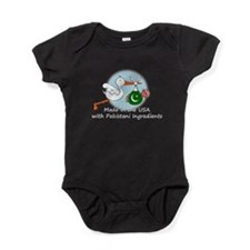 Cute Pakistan Baby Bodysuit