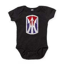 11th Light Infantry Brigade Insignia Baby Bodysuit