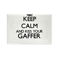 Keep calm and kiss your Gaffer Magnets
