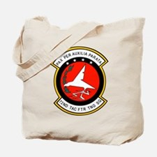 72nd Tactical Fighter Training.png Tote Bag