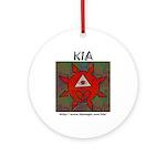 KIA 2001 Ornament (Round)