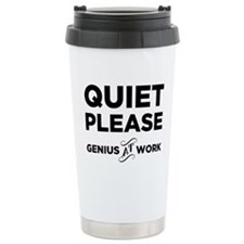 Genius At Work Travel Mug