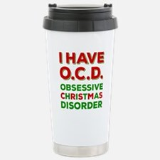 I Have Ocd Travel Mug