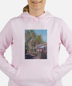 CONCH HOUSE WALKWAY Women's Hooded Sweatshirt