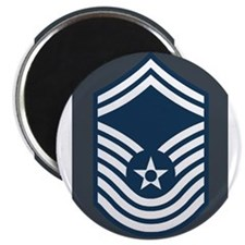 Cute Usaf chief master sergeant Magnet