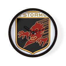 6o Stormo.png Wall Clock
