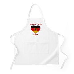 Abel, Valentine's Day BBQ Apron