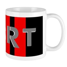 Challenger Racing Stripes Mugs