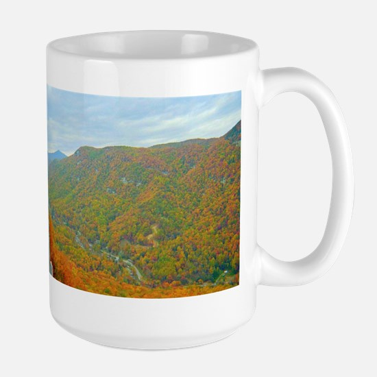 Hiking Through the Glorious Appalachians Mugs
