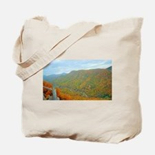 Hiking Through the Glorious Appalachians Tote Bag
