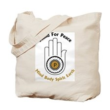 Stand For Peace Tote Bag