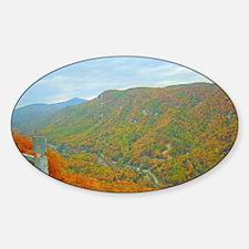Hiking Through the Glorious Appalachians Decal