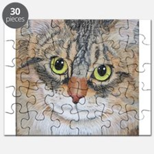Tabby Cat Puzzle