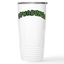 Cute Raphael Travel Mug