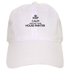Keep calm and kiss your House Painter Cap