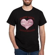 60th. Anniversary T-Shirt