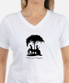 Pride and Prejudice Darcy and Lizzie T-Shirt