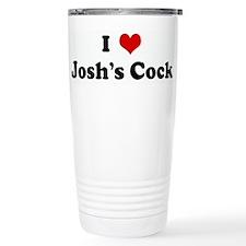 Cute Josh Travel Mug