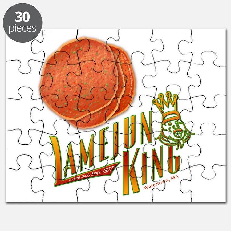 Lamejun King Puzzle