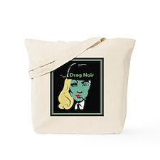 Drag Noir Tote Bag