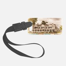 Clubhouse 2 Luggage Tag