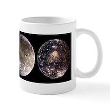 The Moons of Jupter; Io, Europa, Ganyme Mug